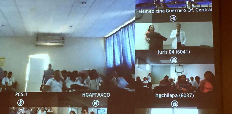 Teledermatology in Mexico