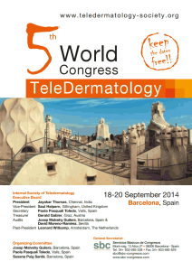 5th World Congress of Teledermatology