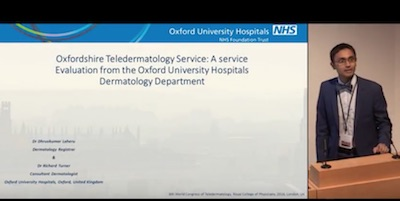 Oxfordshire Teledermatology Service: A service Evaluation from the Oxford University Hospitals