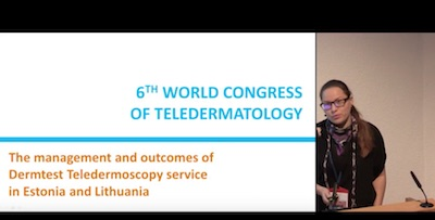 The Management And Outcomes Of Dermtest Teledermoscopy Service In Estonia And Lithuania: A Data Review