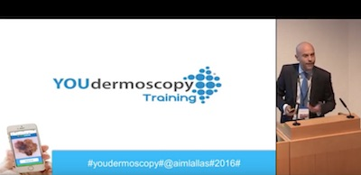 YOUdermoscopy App : Have Fun And Train Yourself