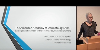 Impact of Dermoscopy on routine Teledermatology-based skin cancer triage
