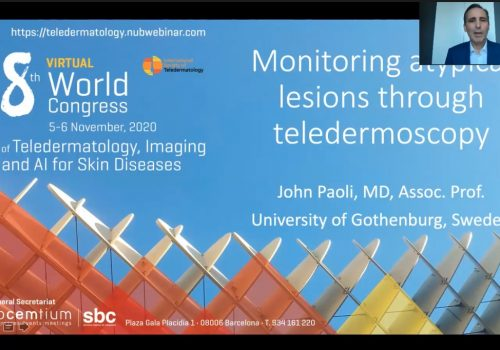 Monitoring Atypical Lesions Through Teledermoscopy