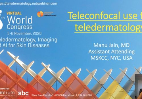Teleconfocal Use For Teledermatology