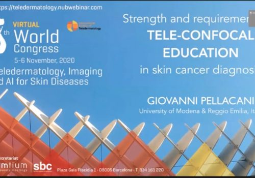 Teleconfocal Education