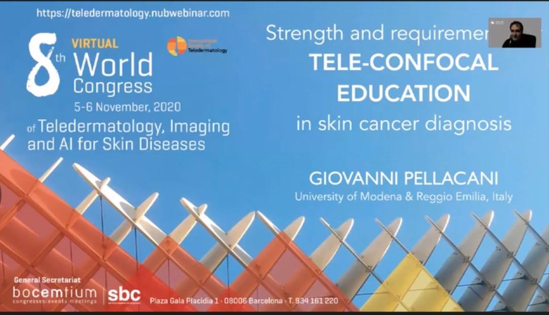 Teleconfocal education