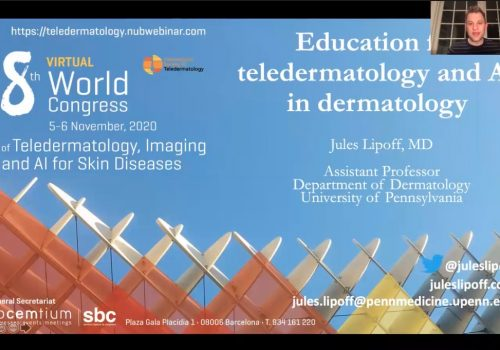 Education For Teledermatology And AI In Dermatology
