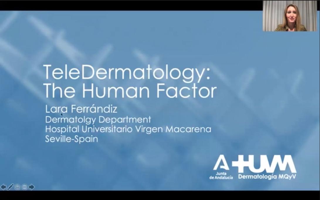 Teledermatology. The human factor