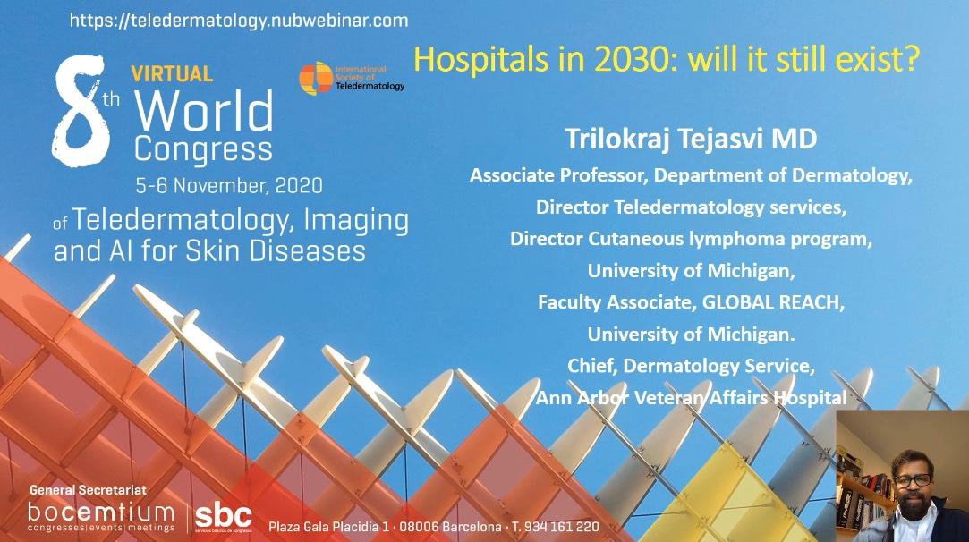 Hospitals in 2030- will they still exist?