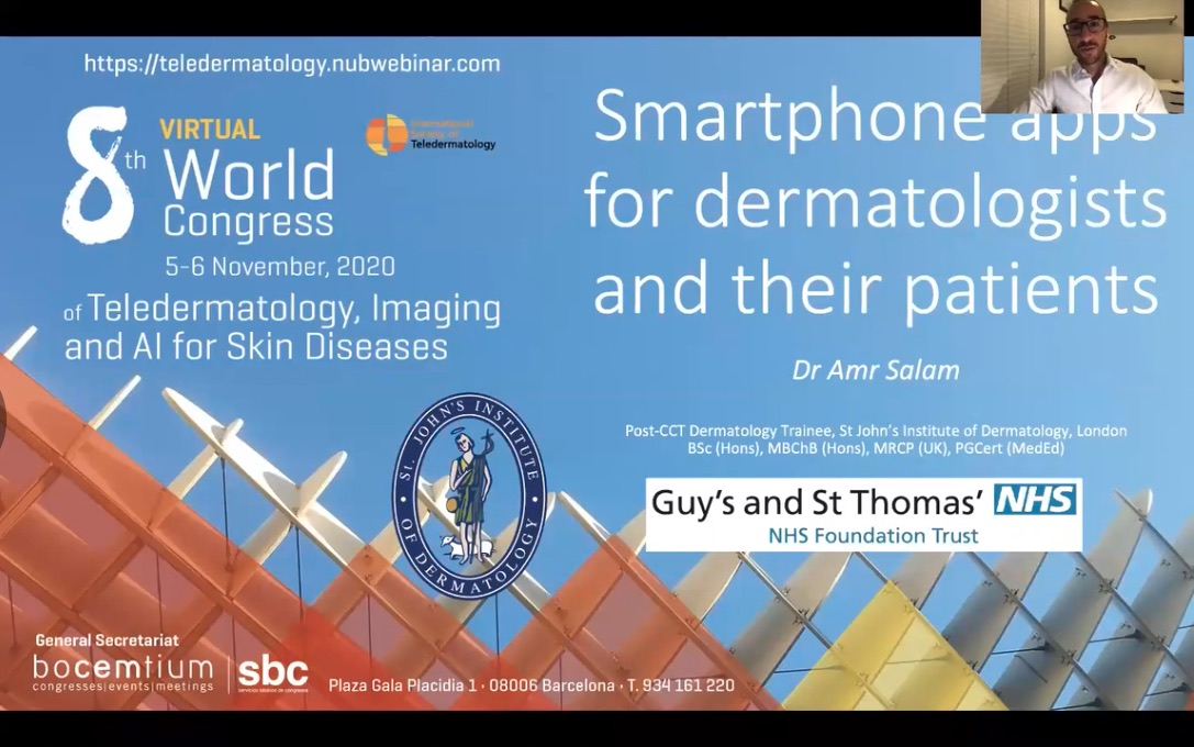 Smartphone apps for dermatologists and their patients