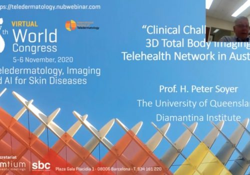 Clinical Challenges Of A 3D Total Body Imaging Telehealth Network In Australia